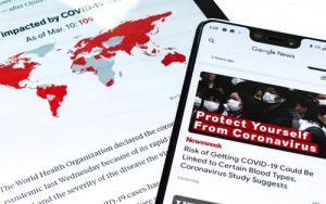 COVID actualización mundial